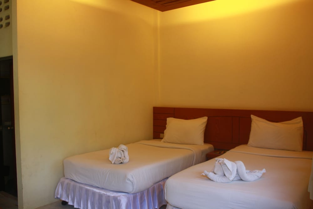 사무이 허니 코티지스 비치 리조트(Samui Honey Cottages Beach Resort) Hotel Image 12 - Guestroom