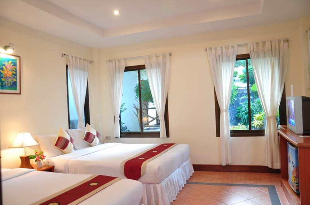 사무이 허니 코티지스 비치 리조트(Samui Honey Cottages Beach Resort) Hotel Image 42 - Guestroom