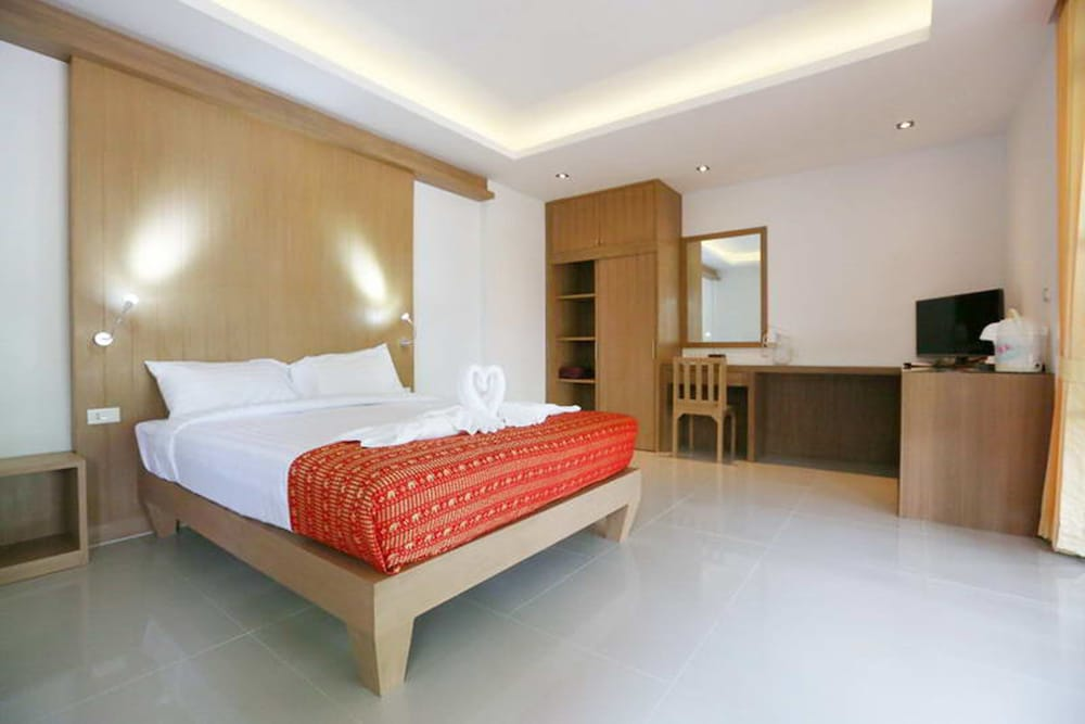 사무이 허니 코티지스 비치 리조트(Samui Honey Cottages Beach Resort) Hotel Image 8 - Guestroom