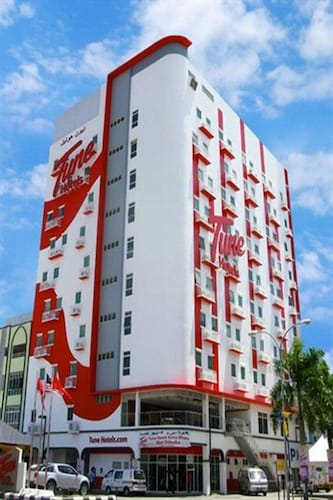 . Tune Hotels - Kota Bharu City Centre