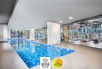 美利亞伊比拉普埃拉飯店 Melia Ibirapuera