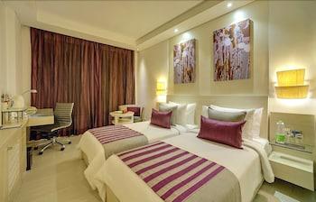 애쉬탄 사로바 포르티코(The Ashtan Sarovar Portico) Hotel Image 17 - Guestroom View