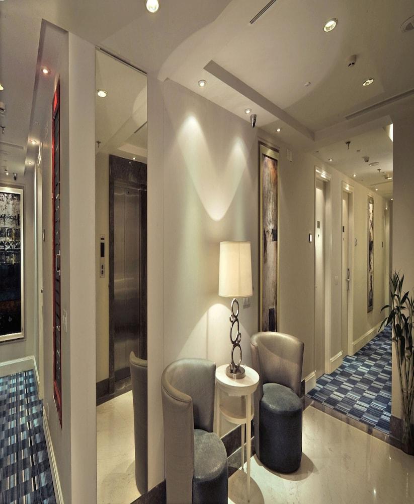 애쉬탄 사로바 포르티코(The Ashtan Sarovar Portico) Hotel Image 21 - Interior Detail