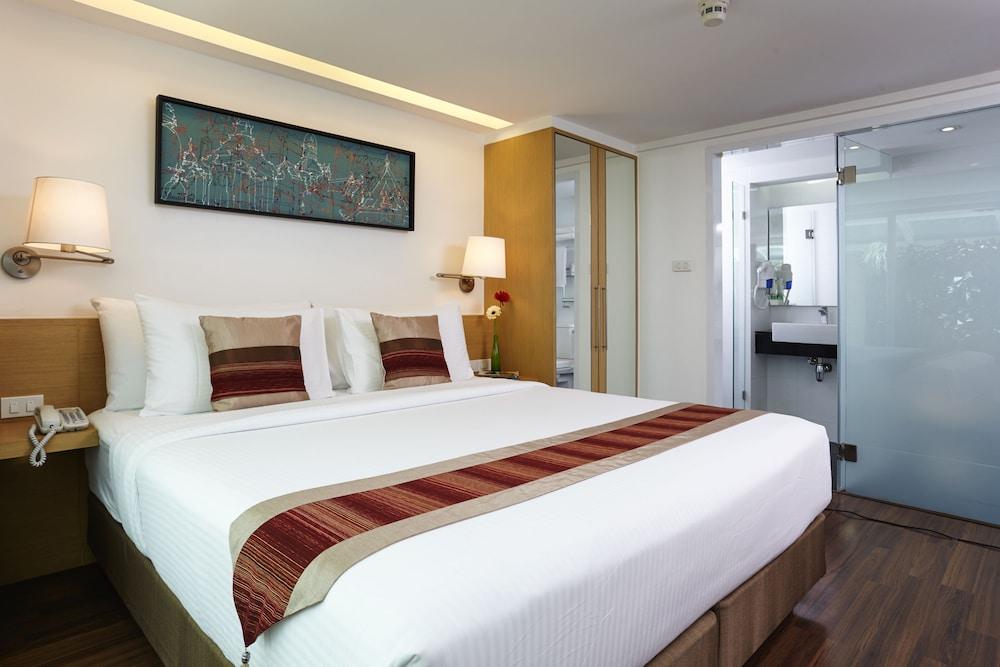 시티포인트 호텔(CityPoint Hotel) Hotel Image 10 - Guestroom