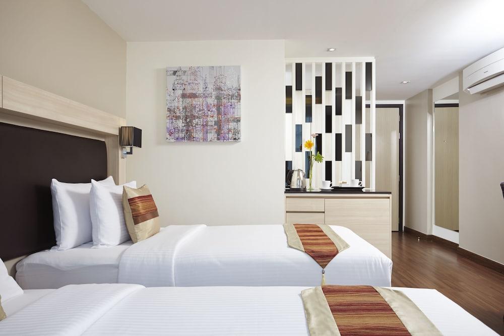 시티포인트 호텔(CityPoint Hotel) Hotel Image 9 - Guestroom