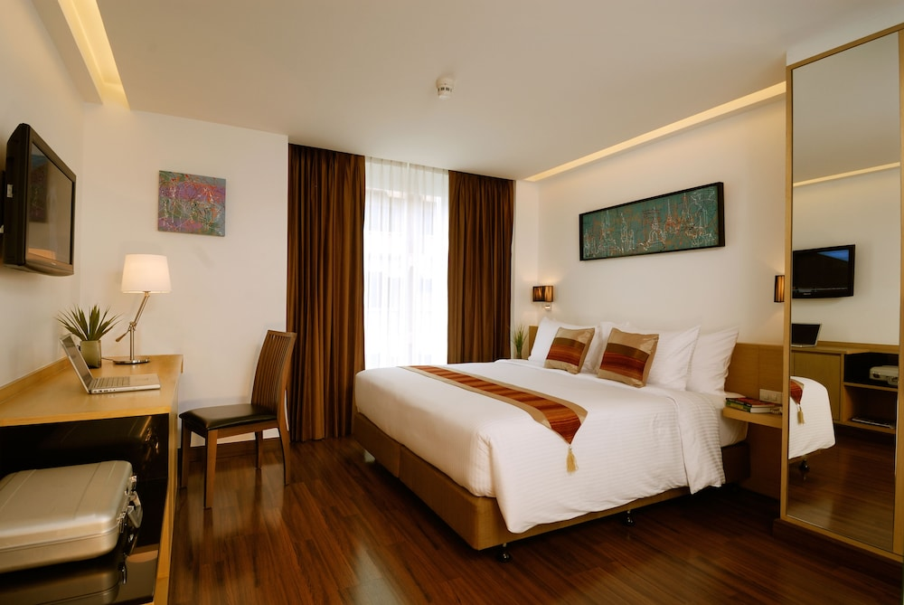 시티포인트 호텔(CityPoint Hotel) Hotel Image 17 - Guestroom View