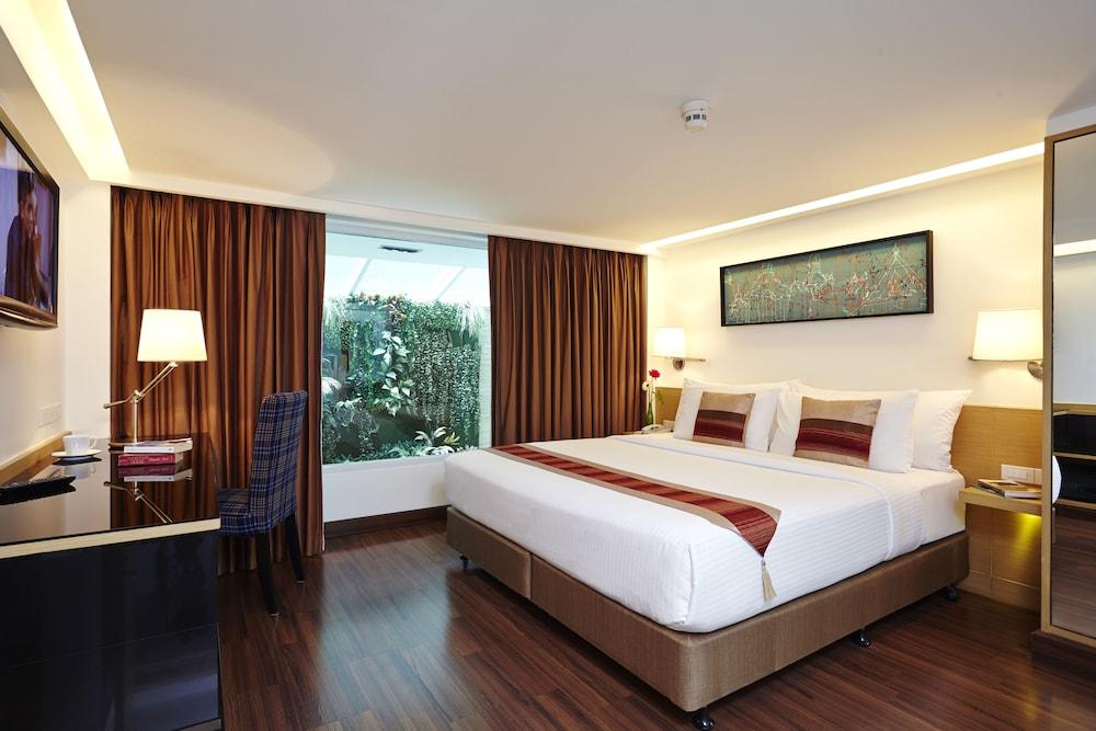 시티포인트 호텔(CityPoint Hotel) Hotel Image 8 - Guestroom