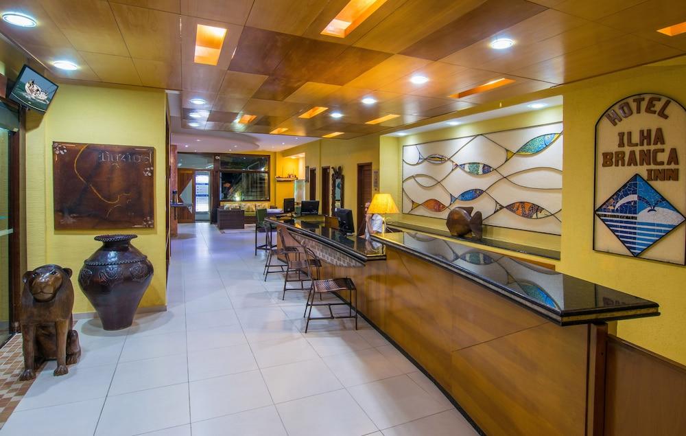 호텔 일하 브란카 인(Hotel Ilha Branca Inn) Hotel Image 19 - Reception