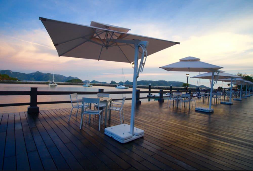 리조트 월드 랑카위(Resorts World Langkawi) Hotel Image 38 - Terrace/Patio