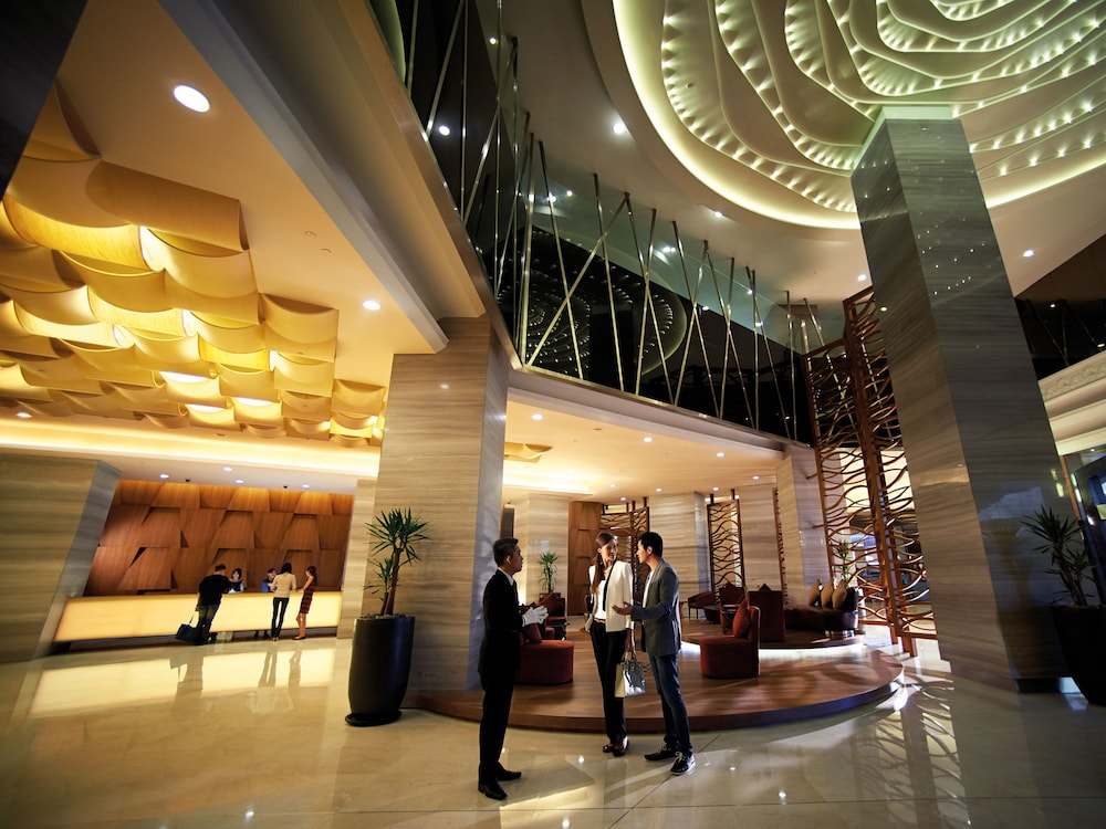리조트 월드 겐팅 - 겐팅 그랜드(Resorts World Genting - Genting Grand) Hotel Image 3 - Check-in/Check-out Kiosk