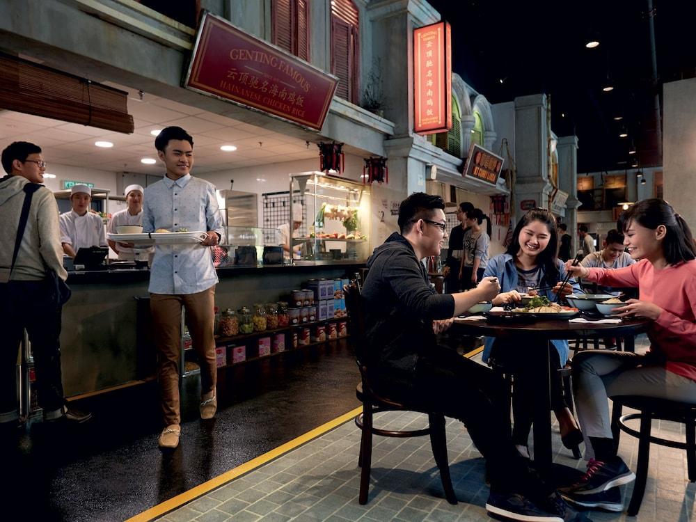 리조트 월드 겐팅 - 겐팅 그랜드(Resorts World Genting - Genting Grand) Hotel Image 33 - Food Court
