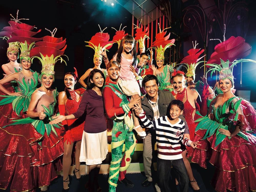 리조트 월드 겐팅 - 겐팅 그랜드(Resorts World Genting - Genting Grand) Hotel Image 16 - Theater Show