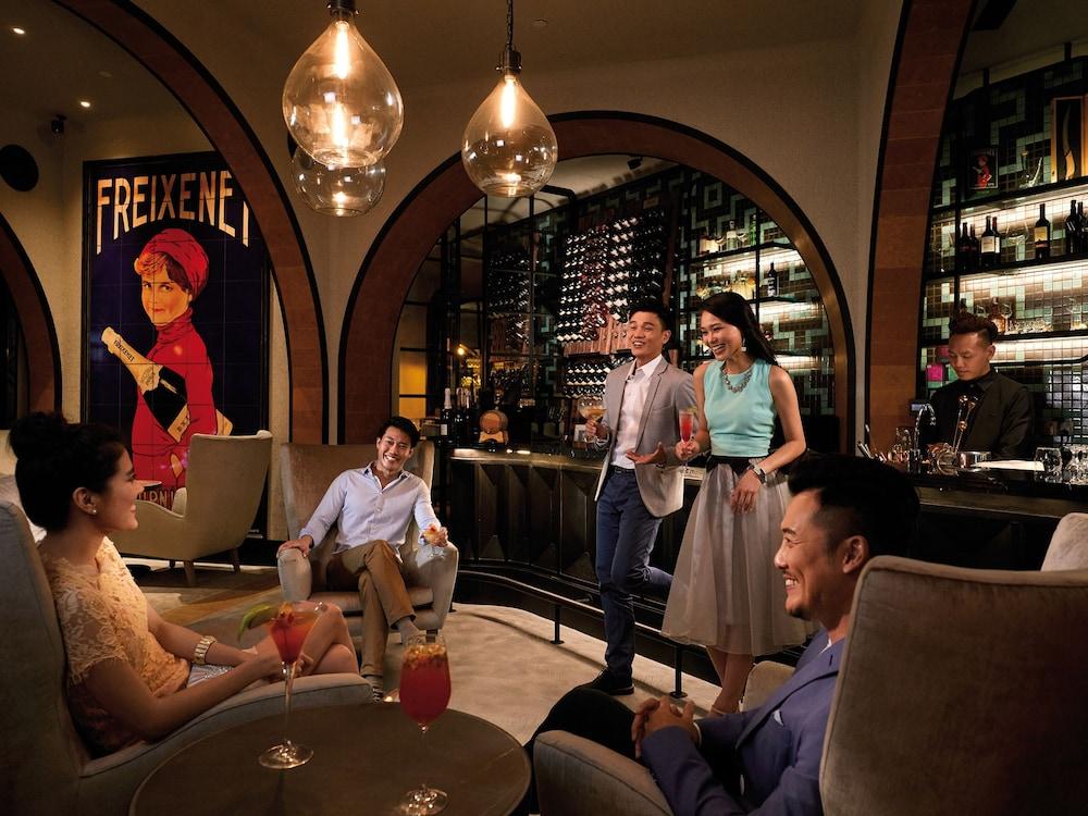리조트 월드 겐팅 - 겐팅 그랜드(Resorts World Genting - Genting Grand) Hotel Image 25 - Restaurant
