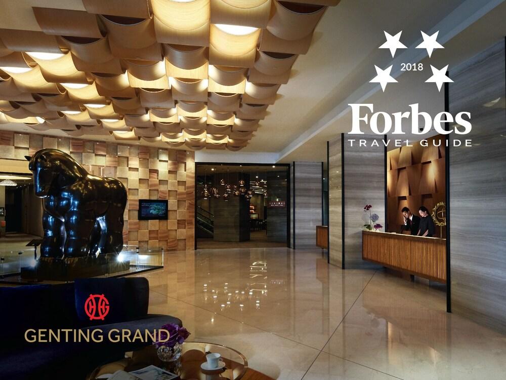 리조트 월드 겐팅 - 겐팅 그랜드(Resorts World Genting - Genting Grand) Hotel Image 54 - Business Center