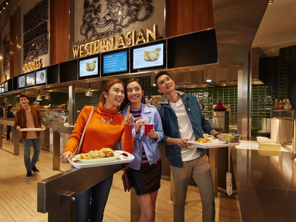 리조트 월드 겐팅 - 겐팅 그랜드(Resorts World Genting - Genting Grand) Hotel Image 35 - Food Court