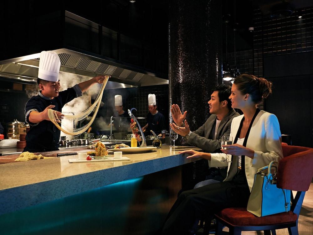 리조트 월드 겐팅 - 겐팅 그랜드(Resorts World Genting - Genting Grand) Hotel Image 20 - Restaurant