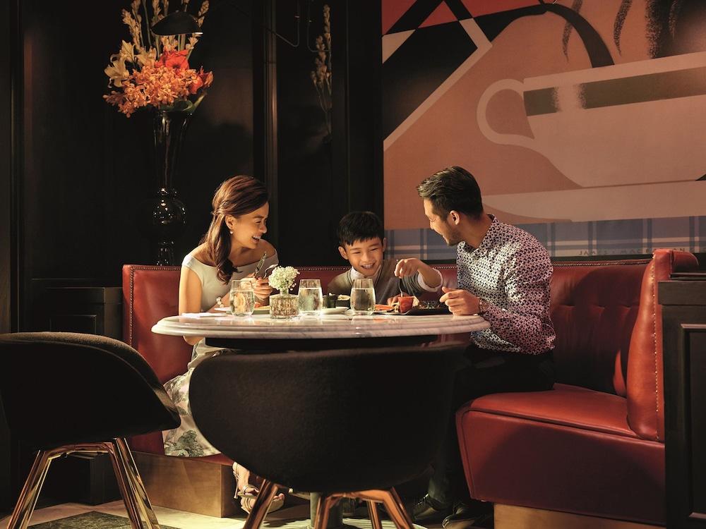 리조트 월드 겐팅 - 겐팅 그랜드(Resorts World Genting - Genting Grand) Hotel Image 32 - Cafe