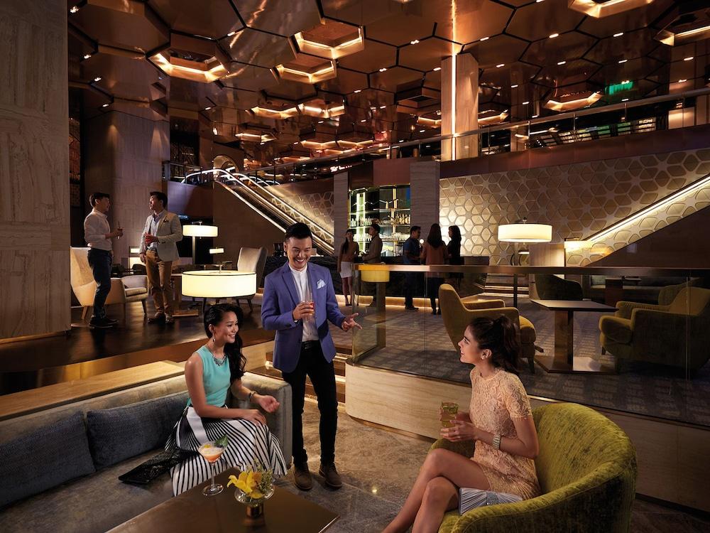리조트 월드 겐팅 - 겐팅 그랜드(Resorts World Genting - Genting Grand) Hotel Image 45 - Hotel Lounge