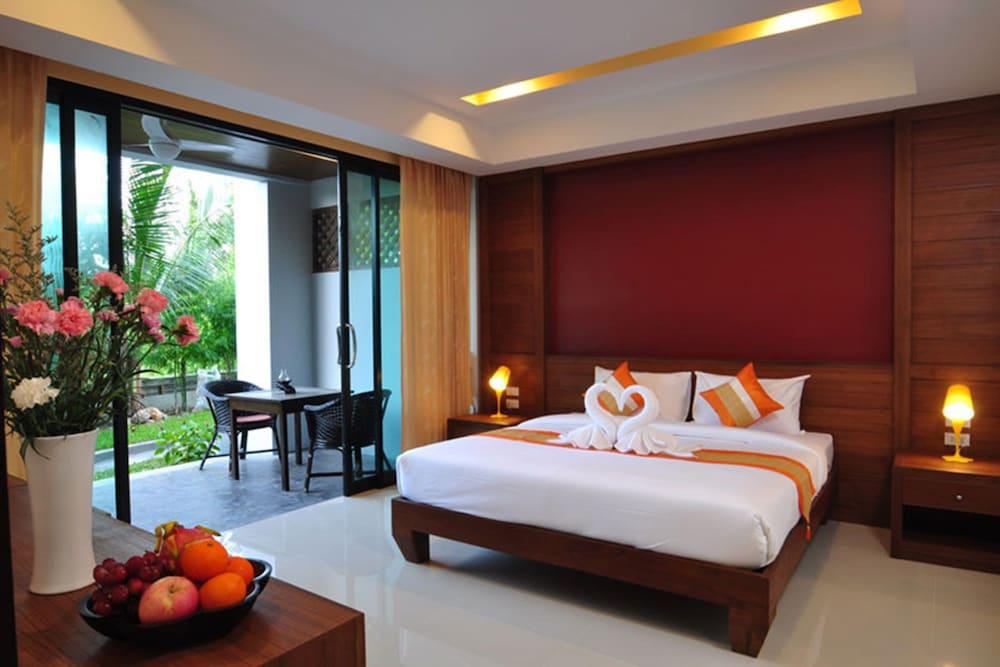 사무이 허니 타라 빌라 레지던스(Samui Honey Tara Villa Residence) Hotel Image 5 - Guestroom