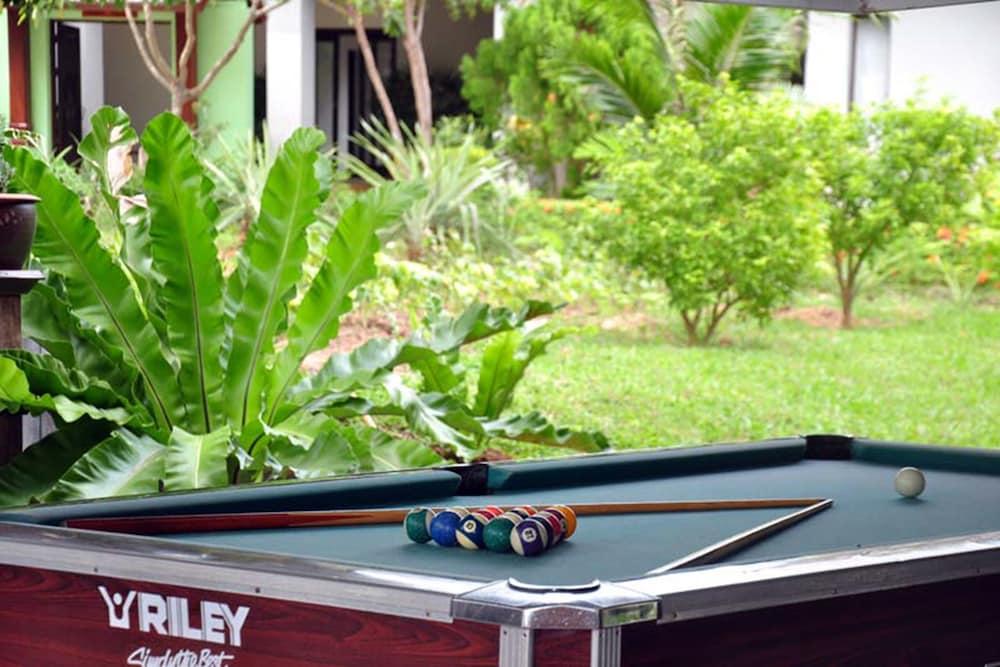 사무이 허니 타라 빌라 레지던스(Samui Honey Tara Villa Residence) Hotel Image 43 - Billiards