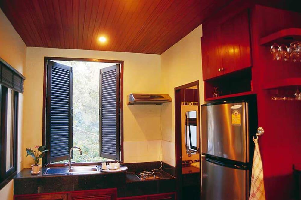 사무이 허니 타라 빌라 레지던스(Samui Honey Tara Villa Residence) Hotel Image 21 - In-Room Kitchenette