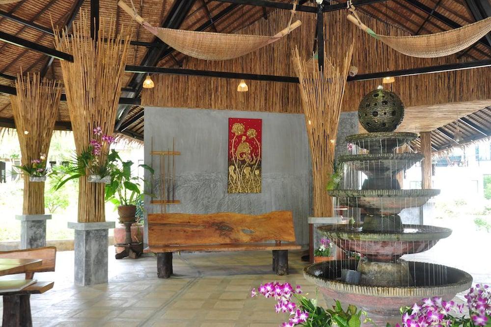 사무이 허니 타라 빌라 레지던스(Samui Honey Tara Villa Residence) Hotel Image 2 - Lobby
