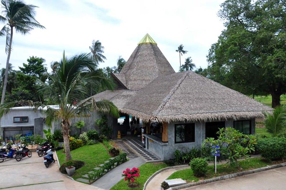 사무이 허니 타라 빌라 레지던스(Samui Honey Tara Villa Residence) Hotel Image 4 - Reception