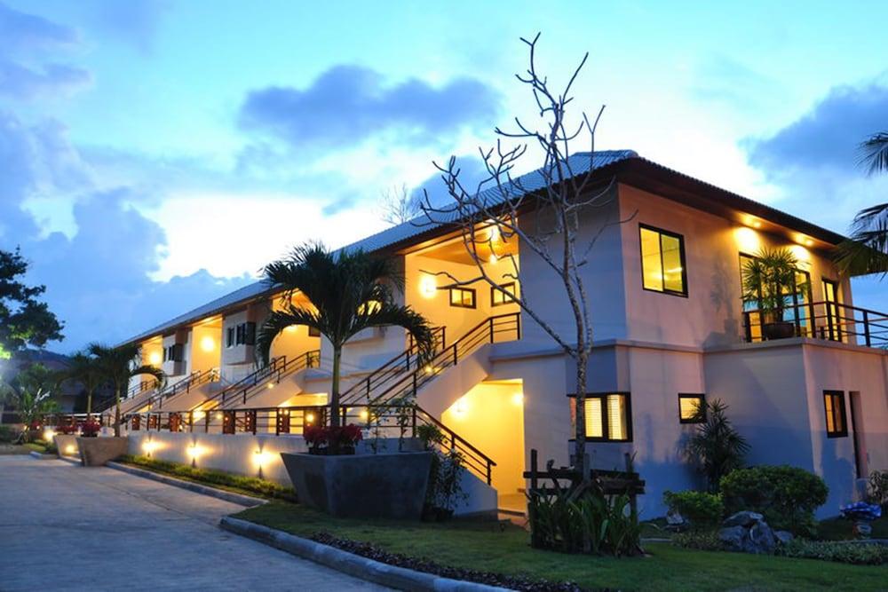 사무이 허니 타라 빌라 레지던스(Samui Honey Tara Villa Residence) Hotel Image 49 - Interior Detail