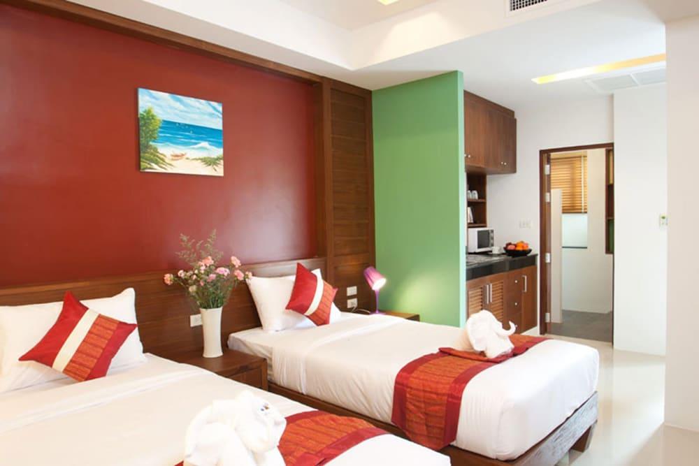 사무이 허니 타라 빌라 레지던스(Samui Honey Tara Villa Residence) Hotel Image 14 - Guestroom