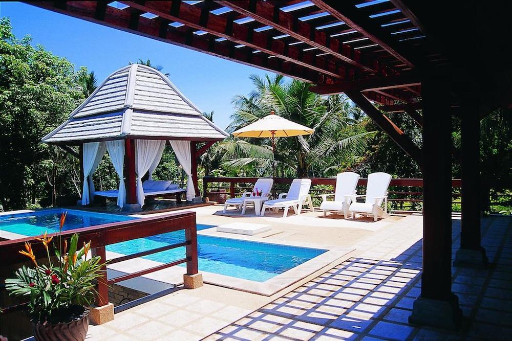 사무이 허니 타라 빌라 레지던스(Samui Honey Tara Villa Residence) Hotel Image 38 - Indoor/Outdoor Pool