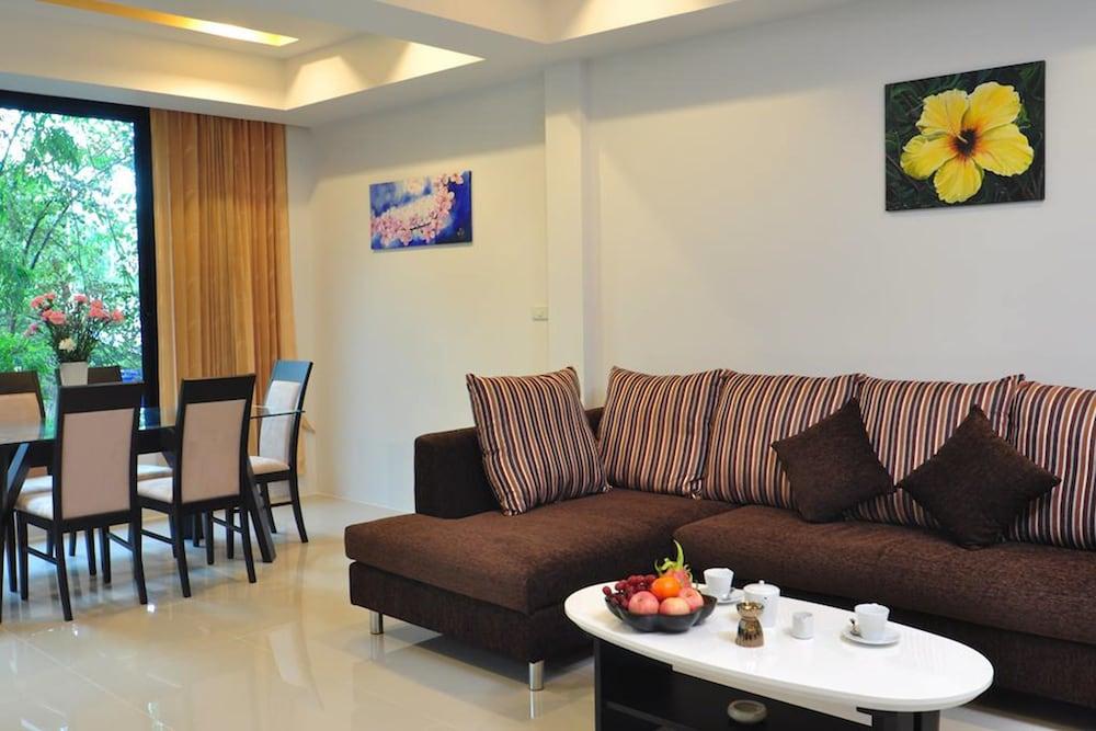 사무이 허니 타라 빌라 레지던스(Samui Honey Tara Villa Residence) Hotel Image 15 - Guestroom