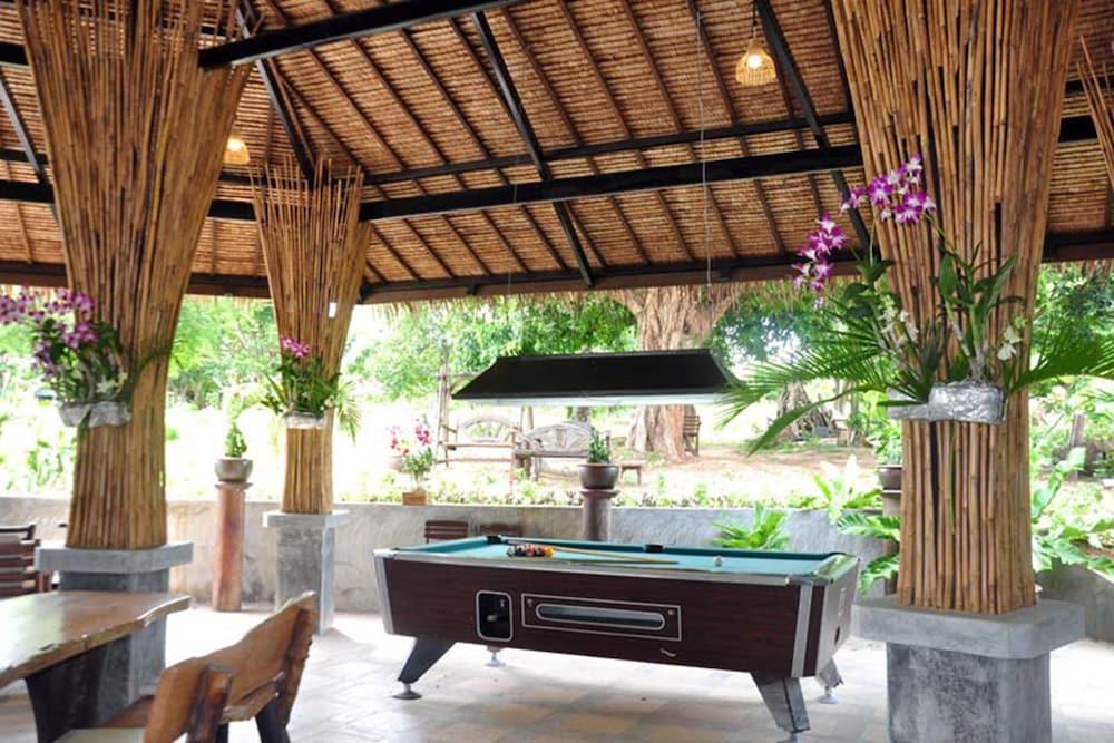 사무이 허니 타라 빌라 레지던스(Samui Honey Tara Villa Residence) Hotel Image 44 - Billiards