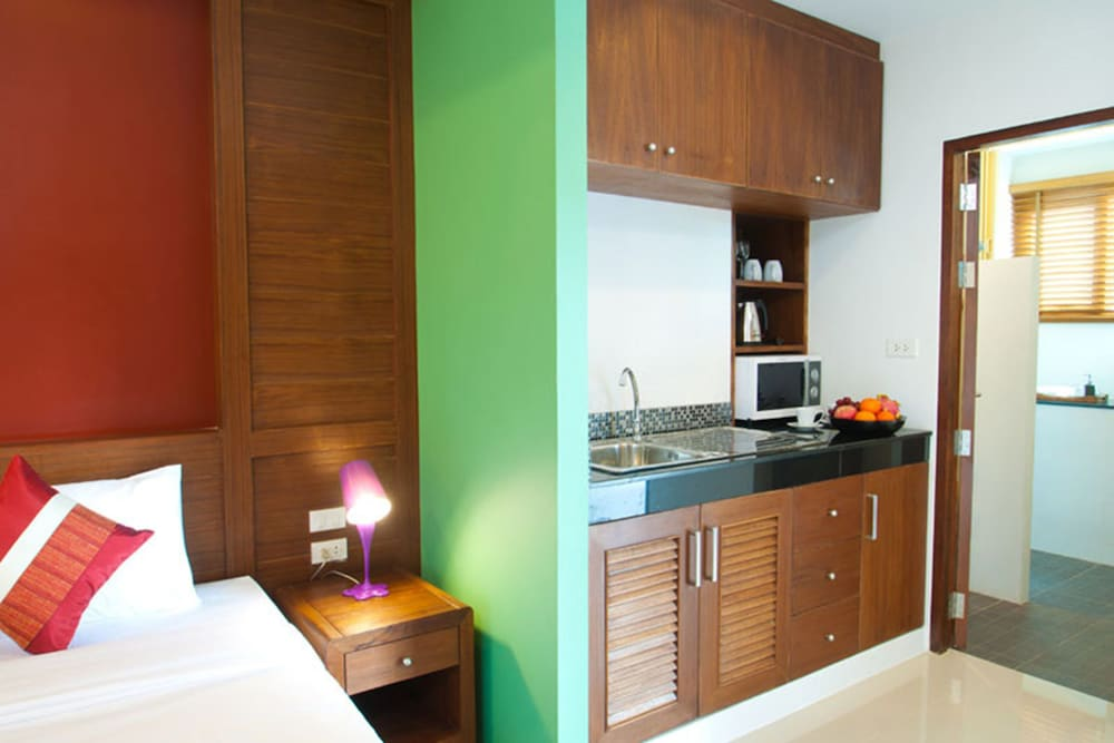 사무이 허니 타라 빌라 레지던스(Samui Honey Tara Villa Residence) Hotel Image 17 - Guestroom