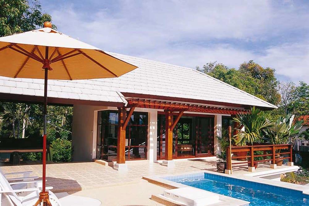 사무이 허니 타라 빌라 레지던스(Samui Honey Tara Villa Residence) Hotel Image 34 - Outdoor Pool