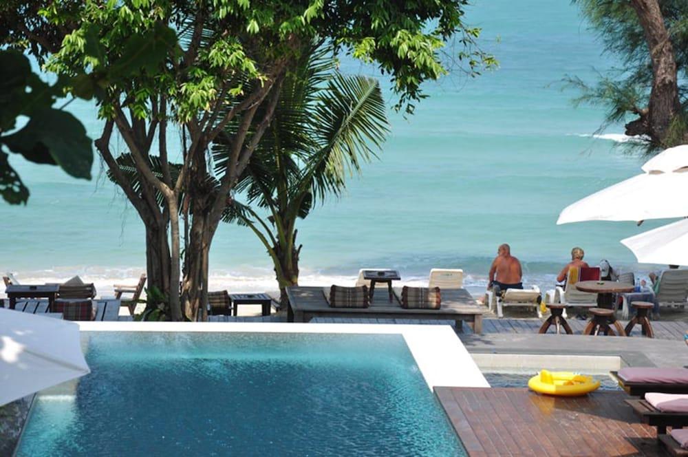 사무이 허니 타라 빌라 레지던스(Samui Honey Tara Villa Residence) Hotel Image 35 - Outdoor Pool