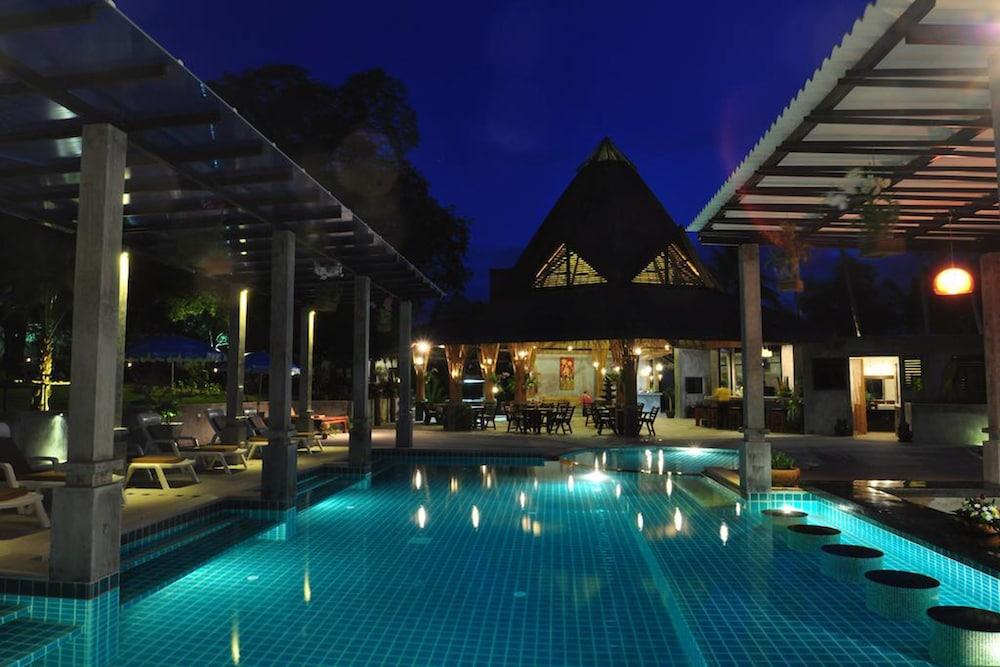 사무이 허니 타라 빌라 레지던스(Samui Honey Tara Villa Residence) Hotel Image 36 - Outdoor Pool