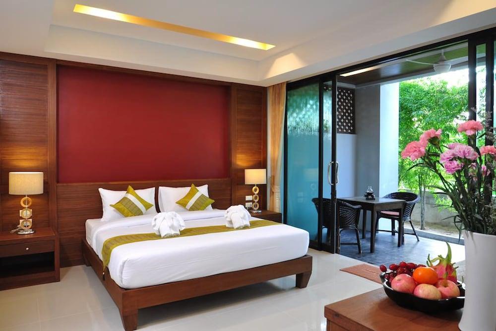 사무이 허니 타라 빌라 레지던스(Samui Honey Tara Villa Residence) Hotel Image 18 - Guestroom