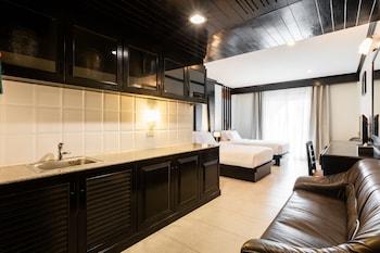 Junior Room, 2 Double Beds