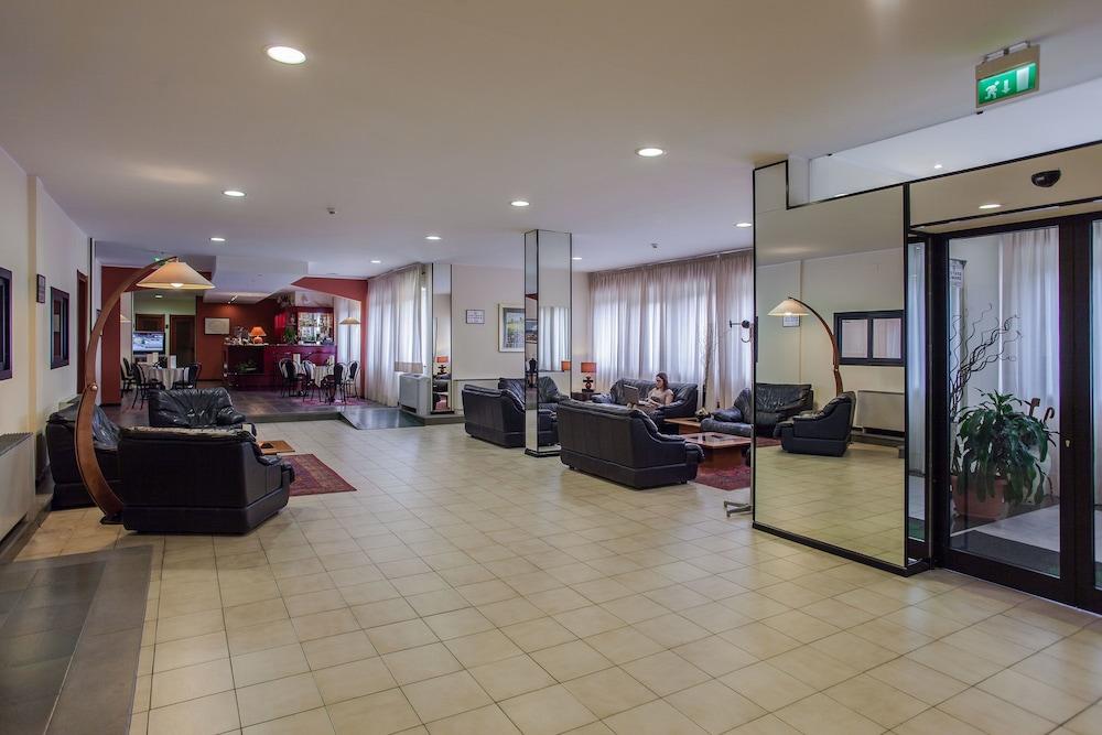 호텔 쿠아드리포글리오(Hotel Quadrifoglio) Hotel Image 4 - Lobby