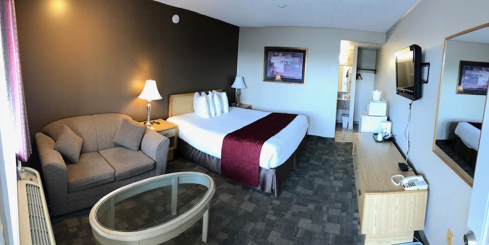 나이츠 인 헌츠빌(Knights Inn Huntsville) Hotel Image 5 - Guestroom