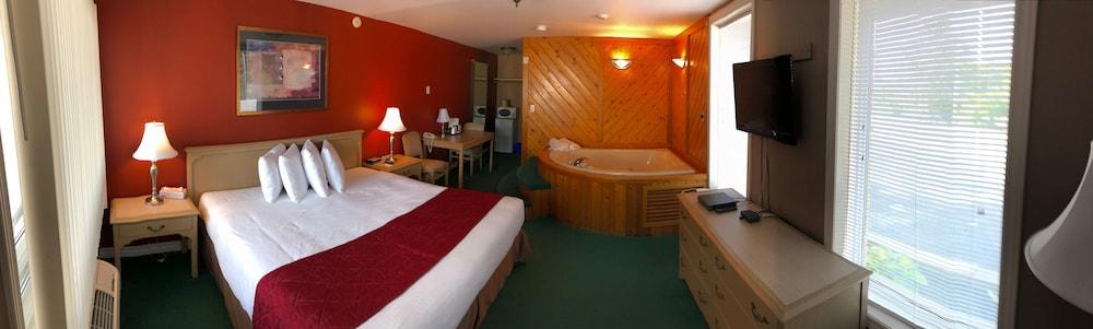 나이츠 인 헌츠빌(Knights Inn Huntsville) Hotel Image 8 - Guestroom