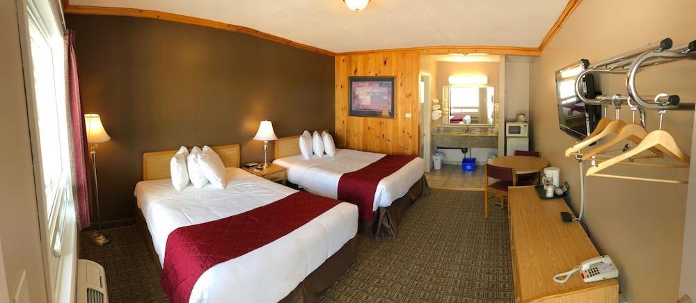 나이츠 인 헌츠빌(Knights Inn Huntsville) Hotel Image 9 - Guestroom