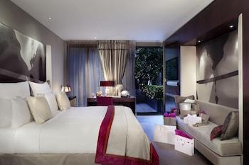 Mandarin, Room, Terrace