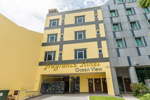 Fragrance Hotel - Ocean View,University Scholars Programme, National University of Singapore