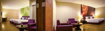 クタ セントラル パーク ホテル