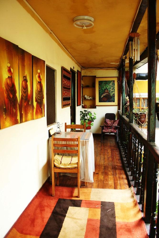오스탈 쿠시 와시(Hostal Cusi Wasi) Hotel Image 44 - Hotel Interior