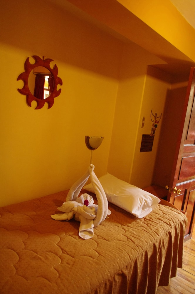 오스탈 쿠시 와시(Hostal Cusi Wasi) Hotel Image 24 - Guestroom View