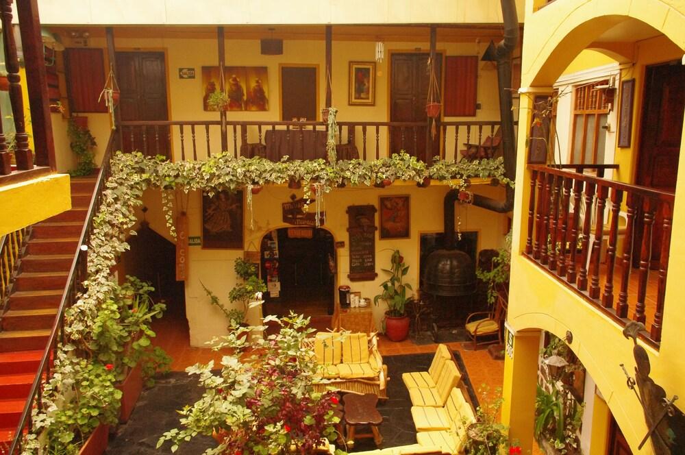 오스탈 쿠시 와시(Hostal Cusi Wasi) Hotel Image 50 - Hotel Interior
