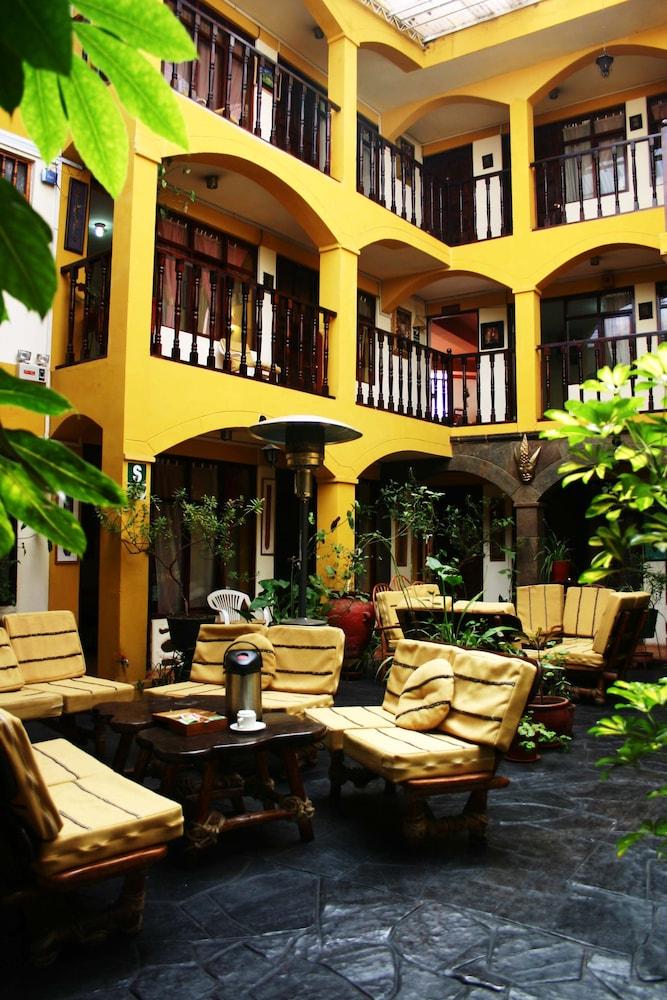 오스탈 쿠시 와시(Hostal Cusi Wasi) Hotel Image 46 - Hotel Interior