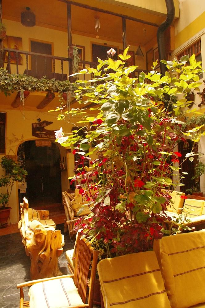 오스탈 쿠시 와시(Hostal Cusi Wasi) Hotel Image 3 - Courtyard